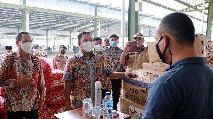 Terbesar di Banten, Pasar Induk Teranyar di Kota Tangerang Resmi Beroperasi
