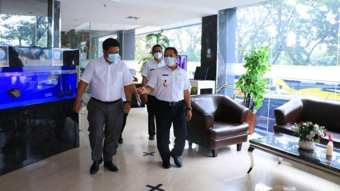 Bertahan di Zona Merah, Pemerintah Kota Tangerang Siapkan Hotel Jadi Tempat Isolasi Pasien Covid-19