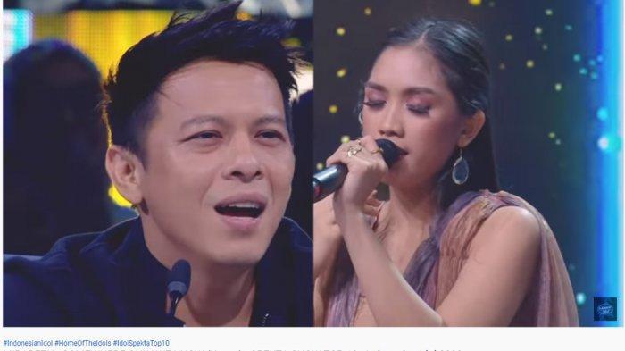 Dengar Mirabeth Indonesian Idol Nyanyi Lagu 'Di Belakangku', Ariel Noah Terpukau hingga Ucapkan Ini
