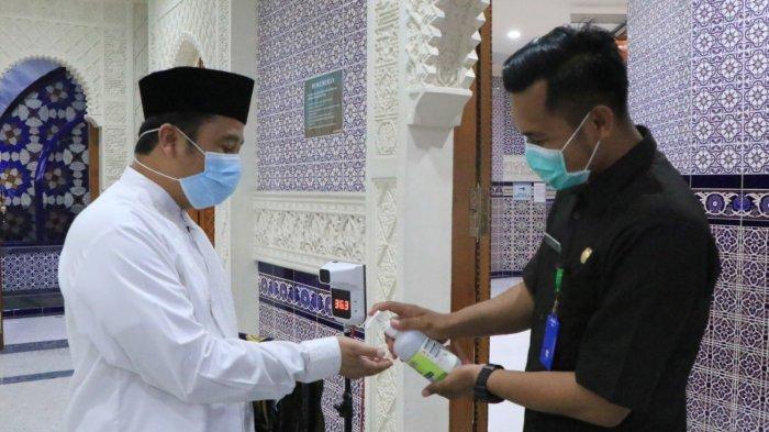 Salat Tarawih Bulan Ramadan, Wali Kota Tangerang Minta Durasi Salat Dipersingkat