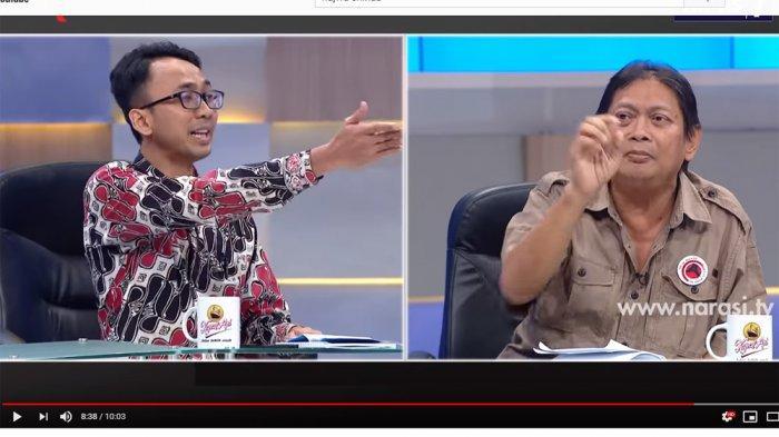 Direktur LBH Jakarta Berdebat Sengit soal Novel Baswedan, Reaksi Hermawan Sulistyo Tuai Tepuk Tangan