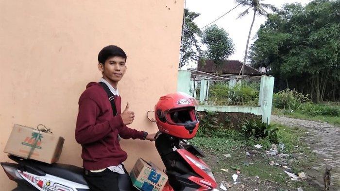 Kisah Arifin, Penjual Tahu Keliling yang Nekat Naik Motor Tujuh Jam, Demi Bantu Korban Tsunami