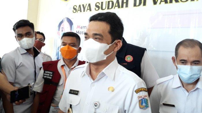 Buru Warga yang Belum Lakukan Vaksin Covid-19, Wagub DKI: Kami Jemput Bola