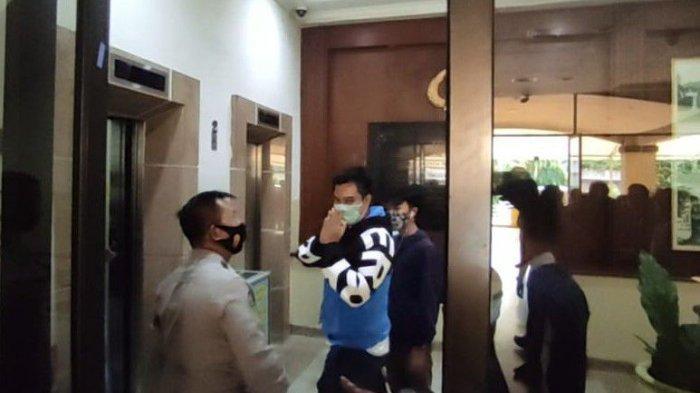 Namanya Dicatut Pelaku Penipuan, Baim Wong Datangi Polres Metro Jakarta Utara: Inget Dosa Atuh