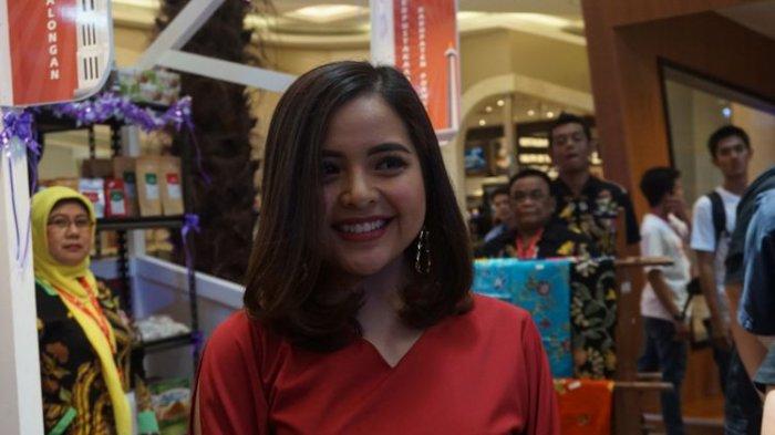 Tasya Kamila Ajarkan Anaknya yang Berusia 18 Bulan Kebiasaan Sikat Gigi Dua Kali Sehari