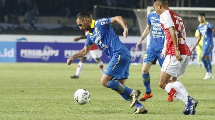 Persib Bandung Vs Semen Padang - Ezechiel Bakal Buktikan Ketajaman, Robert Alberts Punya Target Ini