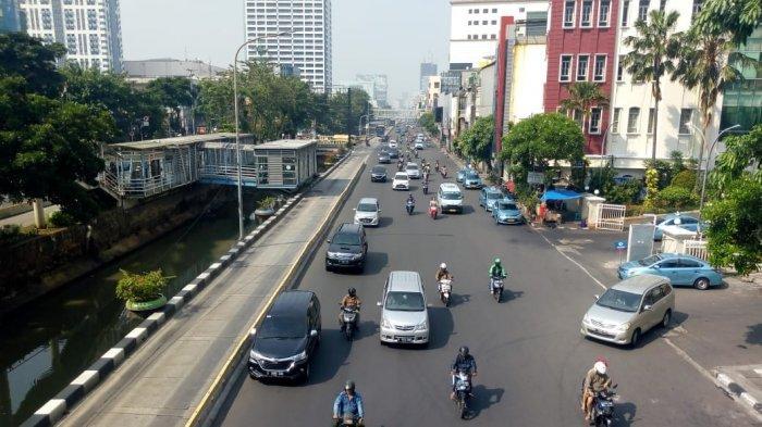 H+5 Lebaran, Jalanan di Jakarta Barat Masih Bebas Macet