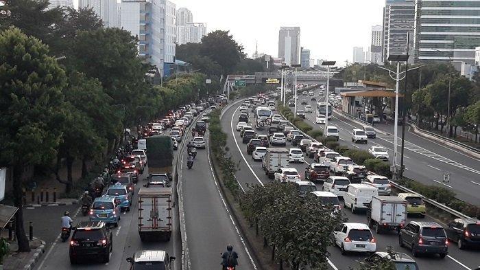 Jakarta Keluar dari 4 Besar Kota Termacet di Dunia, Penurunan Signifikan, Ariza:Pak Anies Luar Biasa