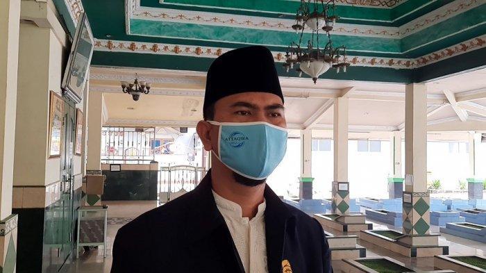 Wakil Sekretaris Jenderal Pondok Pesantren Attaqwa Ahmad Syafiuddin Abdullah.