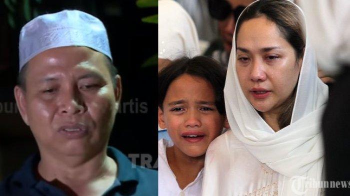 Tetangga Ungkap Kenangan Tak Terlupakan Bersama Ashraf Sinclair, Suami BCL Tetiba Datangi Rumahnya