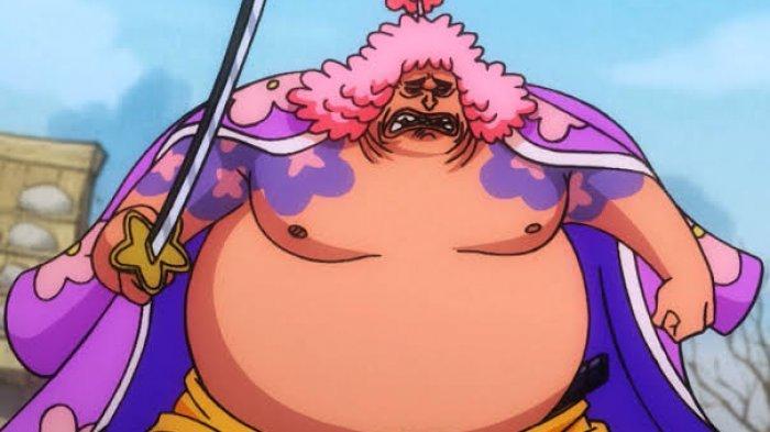 Jadwal One Piece 1008, Ashura Doji Terbang Bersama Kozuki Oden Lalu Terjadi Ledakkan