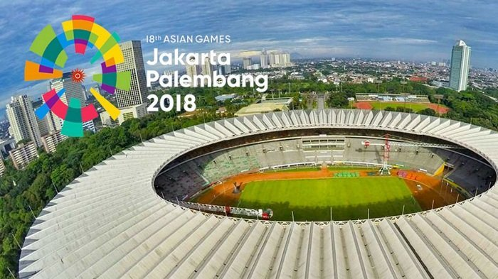 Total Anggaran Asian Games 2018 Mencapai Rp 7,2 Triliun