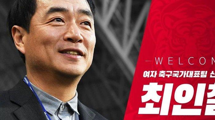 Asisten pelatih baru Shin Tae-yong di Timnas Indonesia, Choi In-cheol.