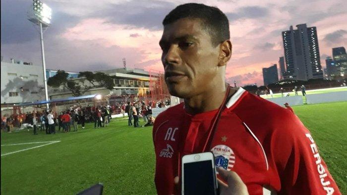 Antonio Claudio Harap Pelatih Baru Bawa Suasana Berbeda ke Persija Usai Ditinggal Coach Teco