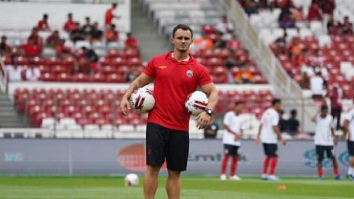 Pulang ke Brasil, Staf Pelatih Persija Tetap Awasi Gerak-gerik Pemainnya di Indonesia