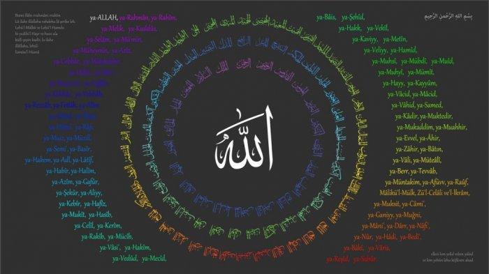 Manfaat Membaca 99 Asmaul Husna, Simak Juga Arti Ar Rahman serta Nama-nama Allah yang Lainnya