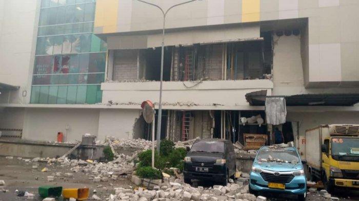 Hasil Forensik Peristiwa Kebocoran Pipa Gas Margo City Mall, Polisi: Karena Korosi
