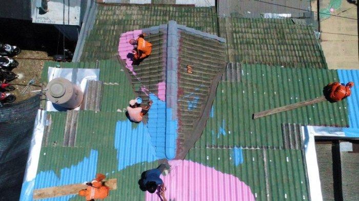 Jawaban Kadis Bina Marga DKI Soal Atap Warna-warni Sekitar Flyover Tapal Kuda: untuk Selfie-selfie