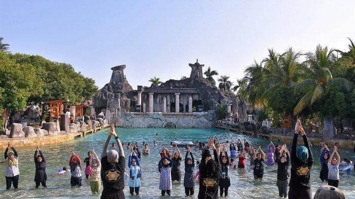 Hari Pers Nasional, Khusus Wartawan Dapat Harga KhususMasuk Atlantis Water Adventure Ancol