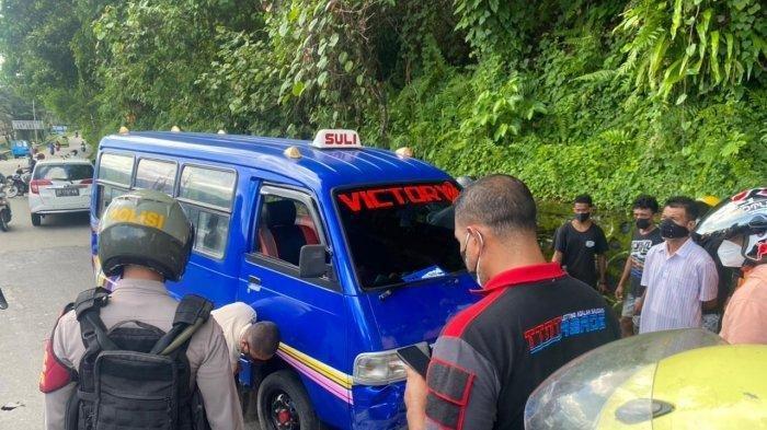 Atlet Pelatda PON XX/2021-Papua, Evalino Sameaputty meninggal dunia akibat lakalantas di depan pertigaan jalan lantamal Kota Ambon, Maluku Minggu (25/7/2021) Pagi.