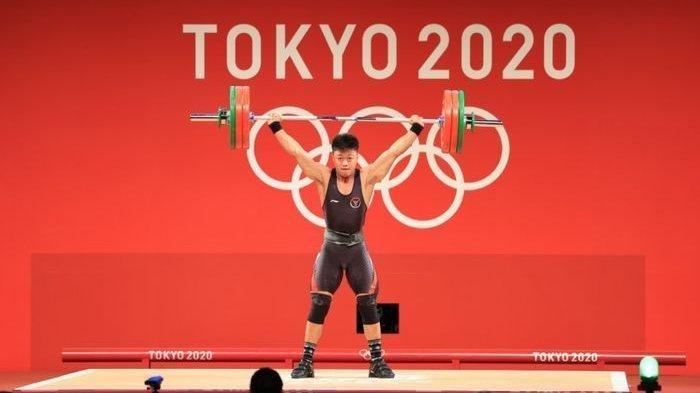Kejutan Manis Rahmat Erwin Abdullah di Olimpiade Tokyo, Penampilan Gemilang yang Berujung Medali