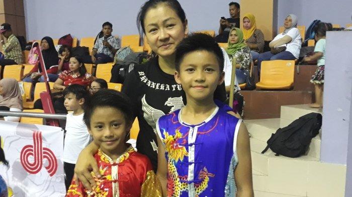 Niat Awal Kenalkan Olahraga ke Anak, Yanti Jadi Ibu dari Atlet Wushu Nasional