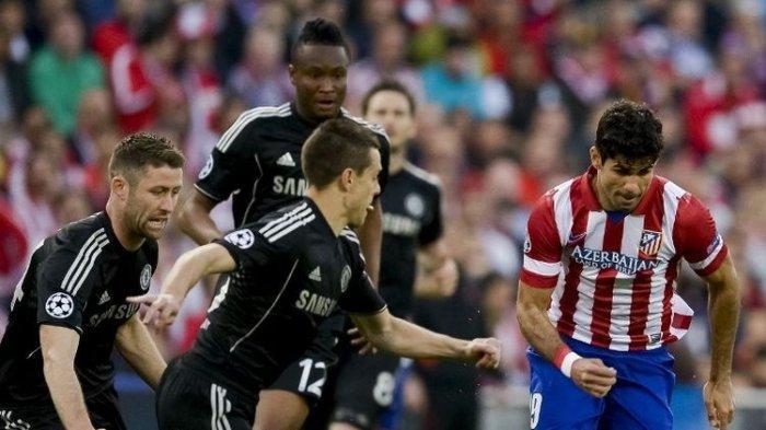 Atletico Vs Chelsea: Link Live Streaming dan Rekor Pertemuan Kedua Klub