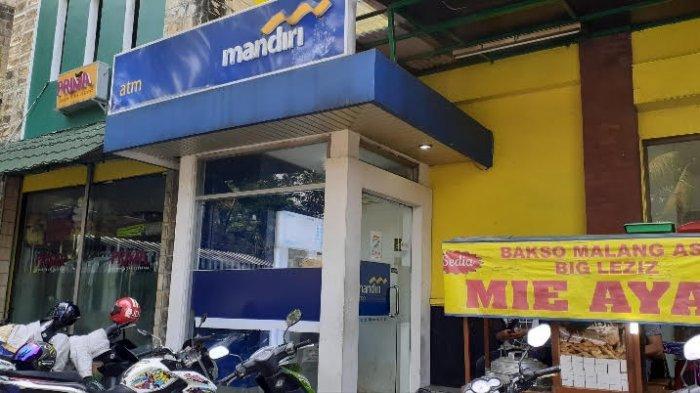 Bank Mandiri Duga Kasus Bobol Rekening Di Bintaro Dilakukan Oleh Sindikat Skimming Tribun Jakarta