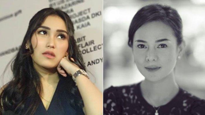 Enji Somasi Ayu Ting Ting, Astrid Tiar Sewot Sampai Ditenangkan Rekannya: Jangan Seenaknya Dong!