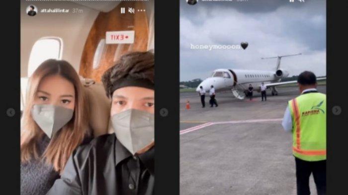 Ajak Aurel Bulan Madu Naik Pesawat Pribadi, Atta Ungkap Alasan Belum Kunjungi Orangtua di Malaysia