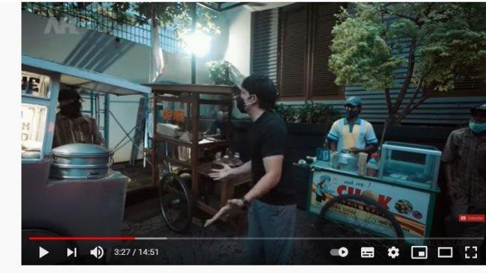Aurel Hermansyah Ngidam Mau Jajanan, Atta Halilintar Langsung Boyong Penjual dan Gerobaknya ke Rumah