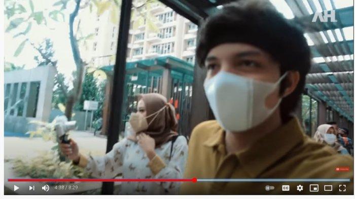 Atta Halilintar Terpukau Lihat Apartemen Anang, Suami Aurel Fokus ke Wardrobe Ashanty: Kayak Toko!