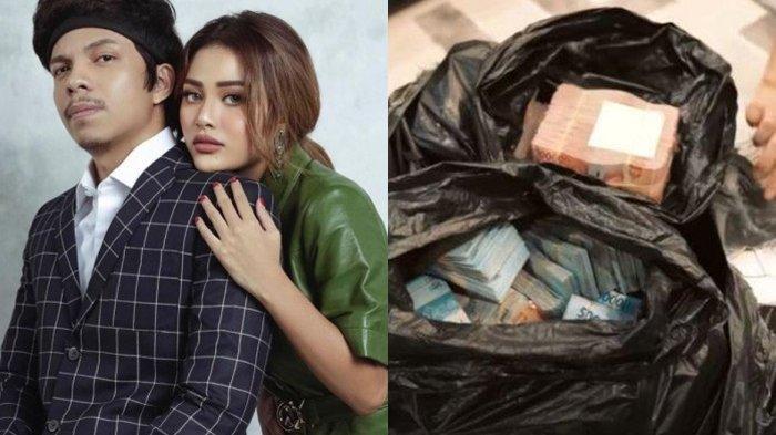 AKHIRNYA Terkuak Sosok Misterius Kirim 2 Kantong Uang untuk Pernikahan Atta, Kekasih Aurel Kaget