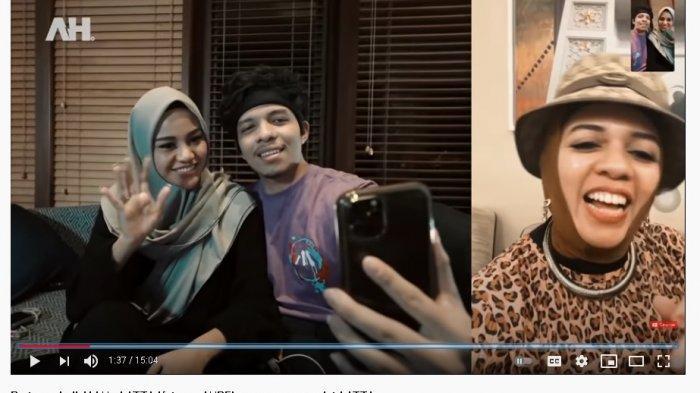 Aurel Hermansyah Pakai Hijab Dipuji Ibu Mertua, Atta Halilintar Minta Doakan: Lagi Belajar
