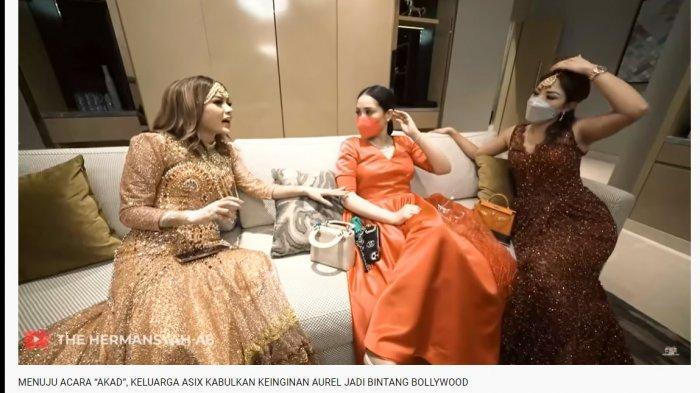 Aurel Diminta Lakukan Ini Jelang Hari Akad, Ayu Dewi Ungkap Dampaknya Bagi Catin: Biar Aura Keluar