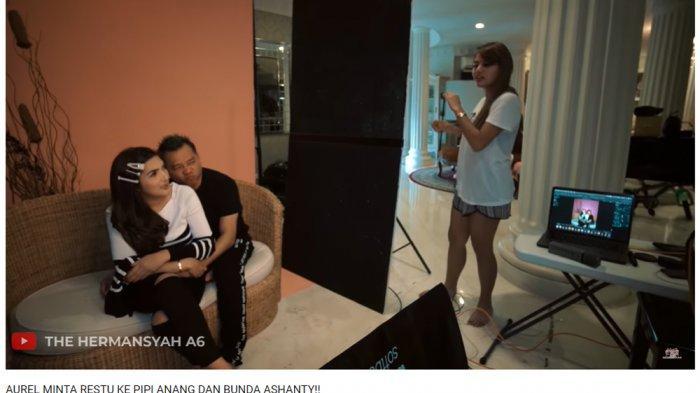 Aurel Hermansyah Tetiba Minta Restu Nikah Tahun Ini, Ashanty Sewot: Ini Anak Kebelet Kawin Banget