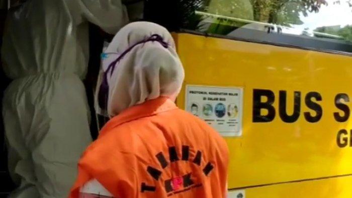 Bus Sekolah DKI Sudah Evakuasi 11.709 Pasien Covid-19