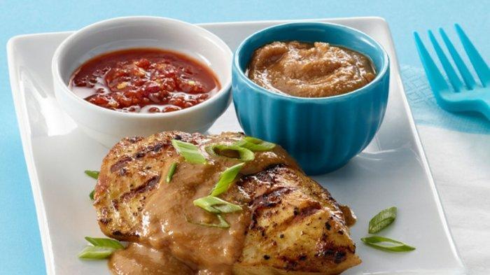 Bisa Jadi Pilihan Menu Sahur dan Berbuka, Resep Ayam dengan Saus BBQ Kacang Wijen yang Gurih