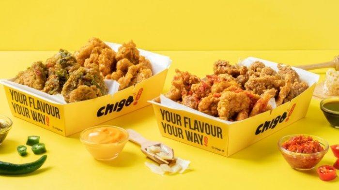 Kopi Kenangan Luncurkan Chigo, Kombinasi Unik Ayam Goreng dengan 7 Variasi Saus