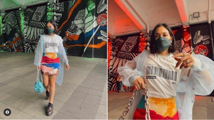 Selalu Tampil Stylist Dengan Berbagai Gaya, Ini Tips Ala Fashion Influencer Ayla Dimitri