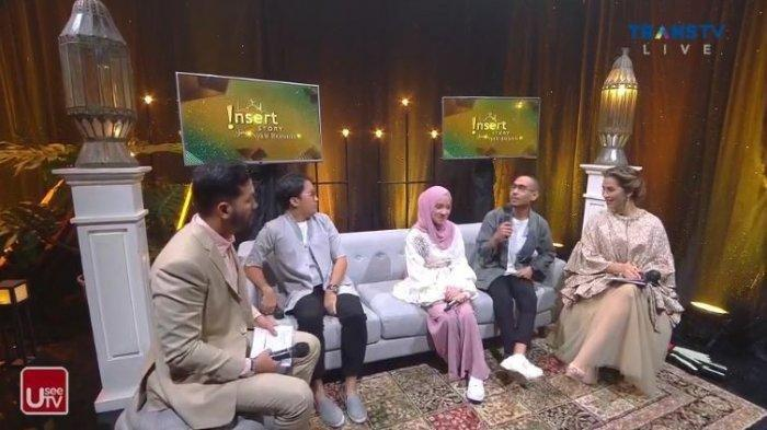 Ayus Sabyan Tegas Membantah Kabar Nissa Sabyan Hamil, Eksperesi Sang Vokalis Jadi Perbincangan