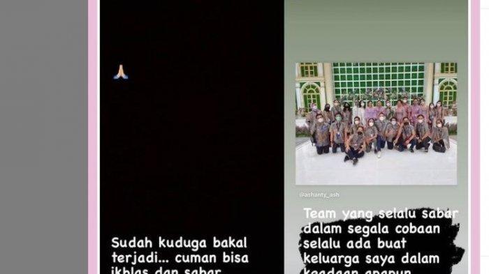 Unggahan Azriel Hermansyah