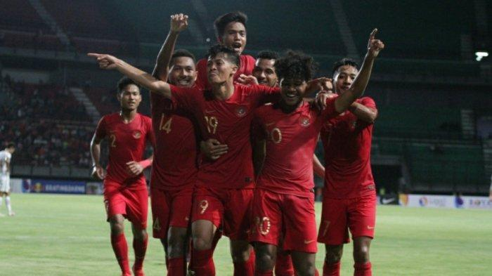 SEDANG BERLANSUNG Live Streaming Timnas Indonesia U-19 Vs Korea Utara Kualifikasi Piala AFC U19