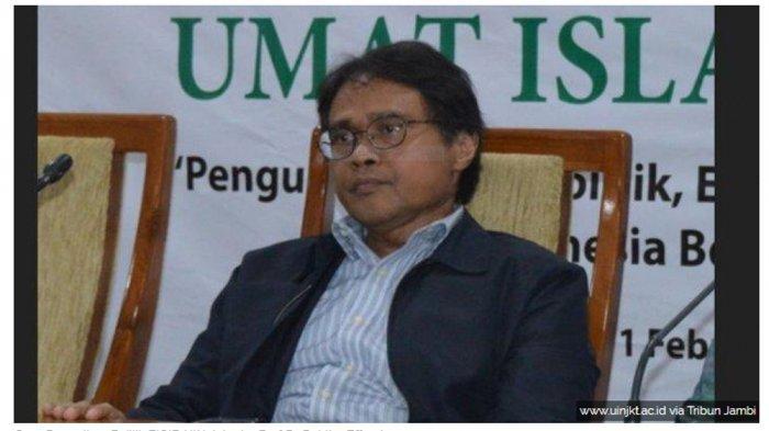 Profil Bahtiar Effendy, Ketua PP Muhammadiyah Meninggal Usia 60, SD di Ambarawa, Kuliah di AS
