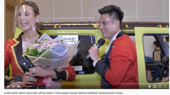 Baim Wong beri hadiah mewah untuk sang istri, Paula Verhoeven.