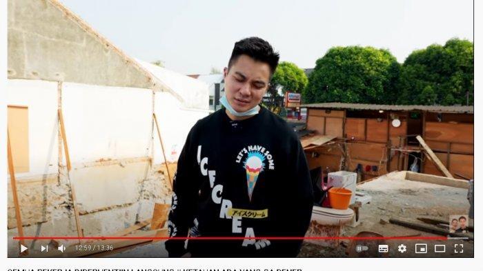 Seminggu Bayar 39 Buruh Rp 25 Juta, Baim Wong Pusing Pembangunan Rumah Malah Bermasalah: Nyesek!