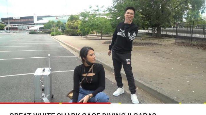Kekasih Anya Geraldine Sempat Alami Insiden di Bandara Australia, Baim Wong: Mudah-mudahan Ada