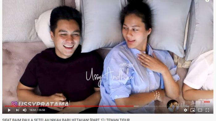Keluhkan Kelakuan Baim Wong yang Sibuk Buat Konten Youtube, Paula Verhoeven: Waktu Berduanya Kapan?