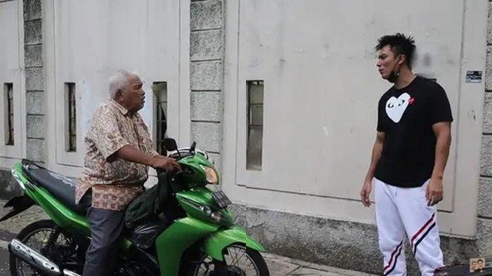 Baim Wong Niat Ketemu, Kakek Suhud Tak Mau Ada Kamera hingga Mengaku Masih Trauma