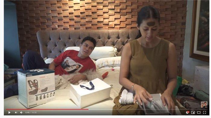 Baim Wong Singgung Soal Mantan Pacar di Depan Istrinya, Paula Verhoeven Ketus: Masih Ngarep Lu?